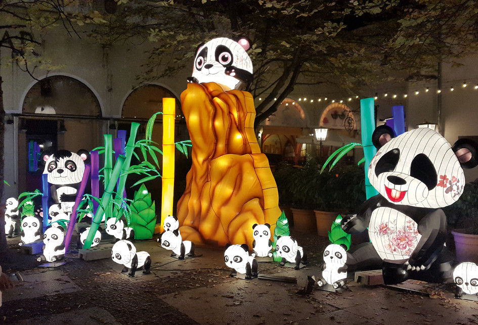 Panda Land / Gradec Summer Cinema